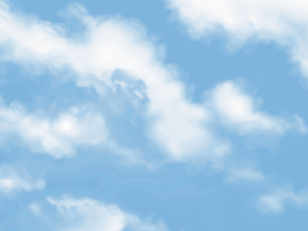 Просто облака