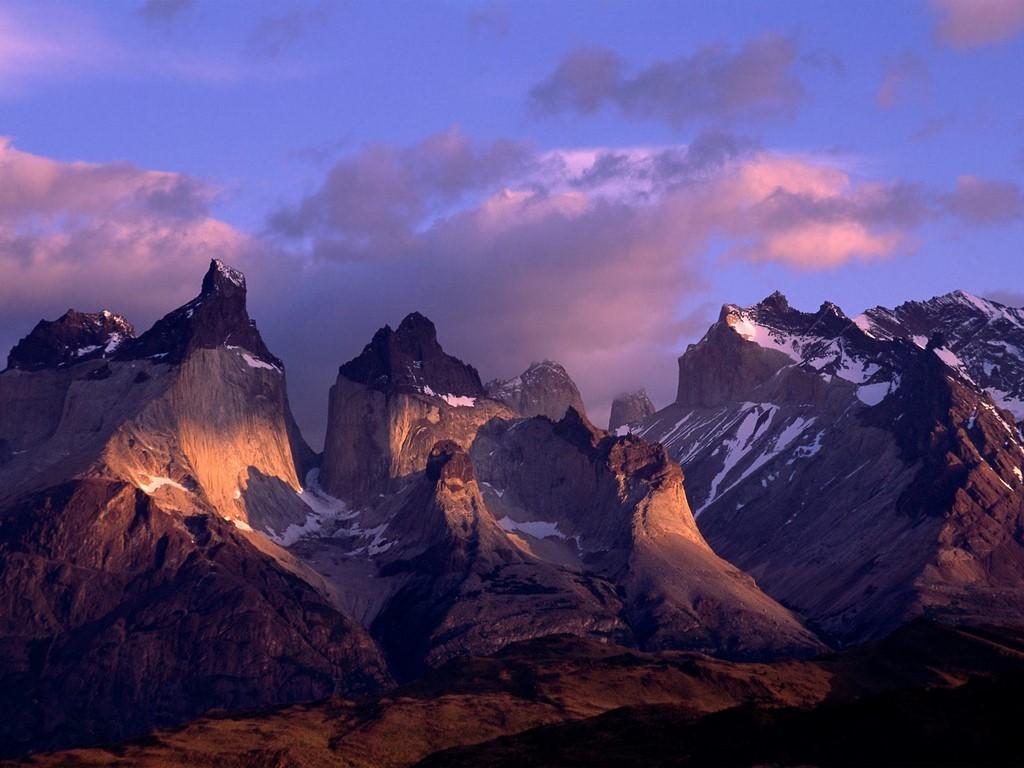 Горы в чили